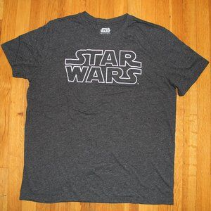 Star Wars Mad Engine Short Sleeve T-Shirt Mens XL
